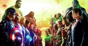 Upcoming Superhero Movies and Shows