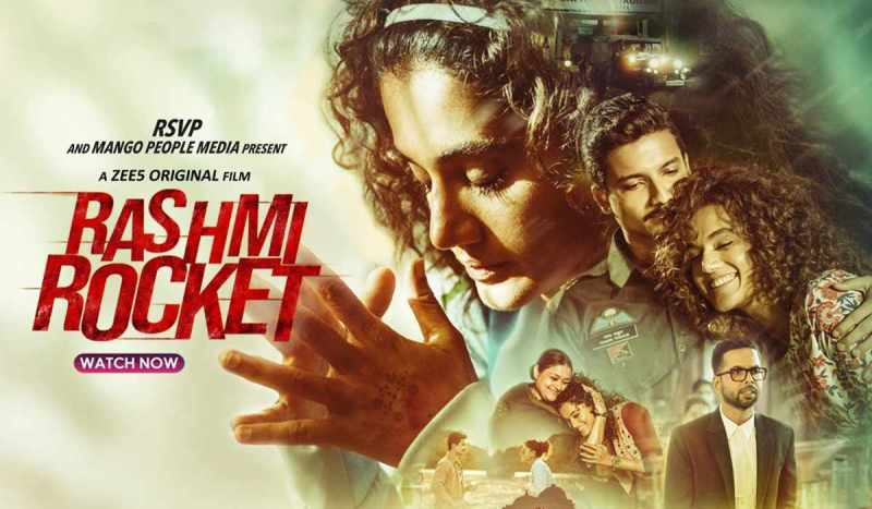 Rashmi Rocket Movie Review: Not The Best Rocket to Fly