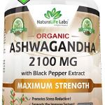 NaturaLife Labs Best Ashwagandha supplement
