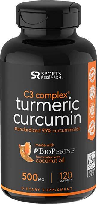 curcumin for cancer