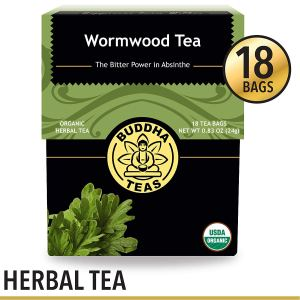 buddha teas wormwood tea