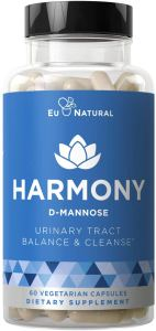 d-mannose for urinary tract, urinary tract health, cleanse urinary tract naturally, naturally cure UTI