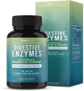 best digestive enzymes supplement
