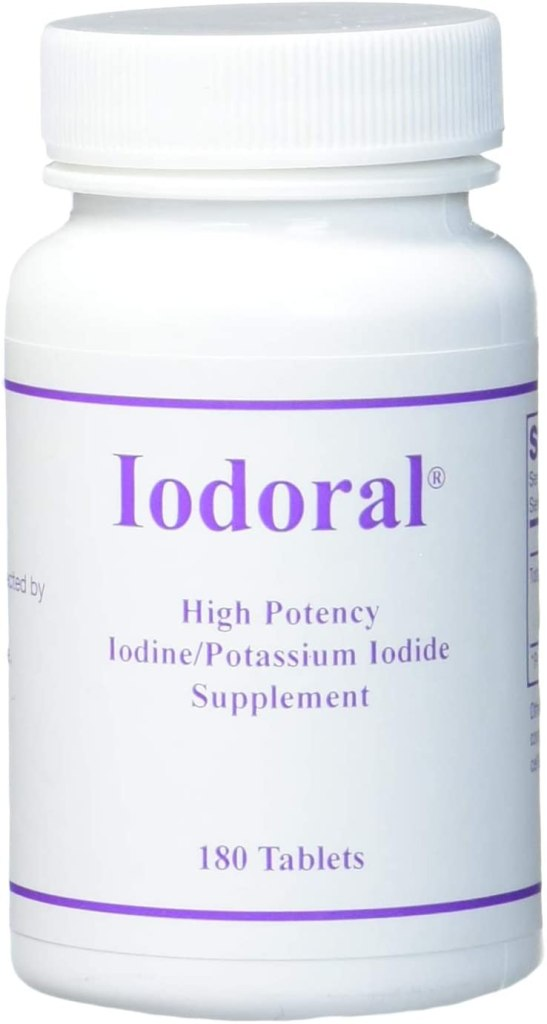 iodoral, iodoral side effects, iodoral 12.5 mg, iodral amazon