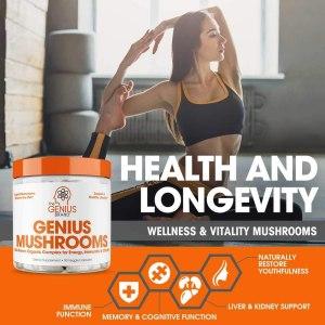 genius mushrooms, genius mushroom review, genius mushrooms v. genius consciousness