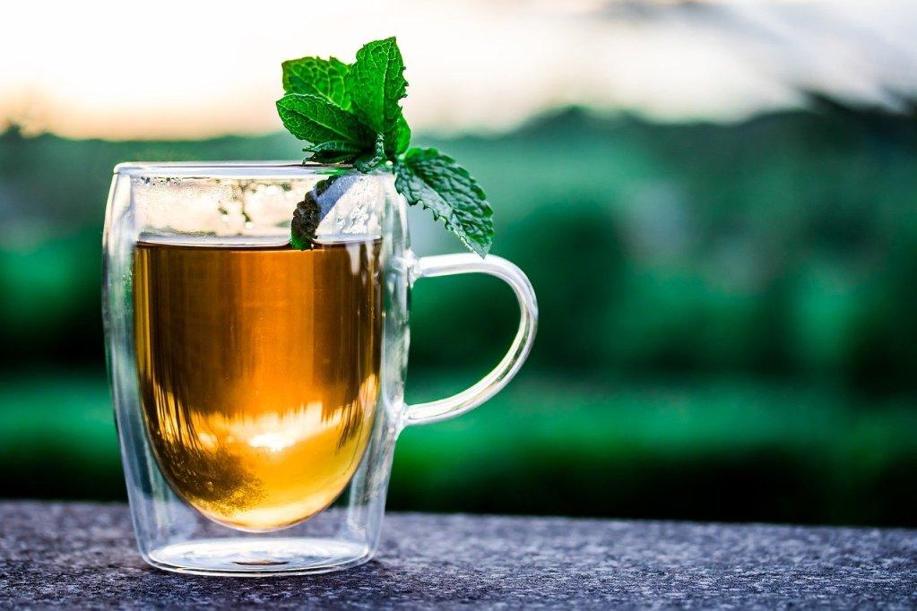 spearmint tea, spearmint tea benefits, spearmint tea acne, spearmint tea polycystic ovarian syndrome
