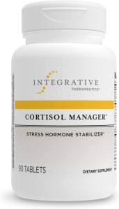 cortisol manager, integrative therapeutics cortisol manager, cortisol manager side effects, cortisol manager supplement, cortisol manager weight loss