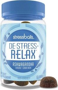 stress balls, stress balls gummies