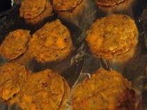 Tuna & Sweet Potato Patties