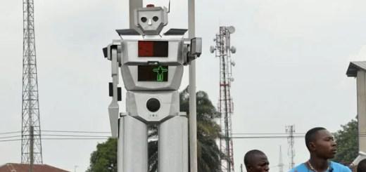 traffic robots