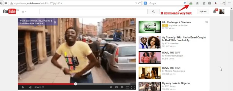 download and save YouTube videos
