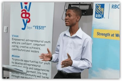 Interview with Young Entrepreneur Warren Cassell