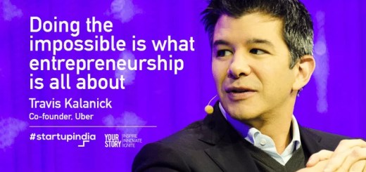 9 geek lessons to entrepreneurs from Travis Kalanick, CEO, Uber
