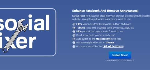 Facebook annoyance
