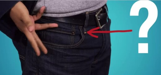 Here is why your jeans have that tiny front pocket