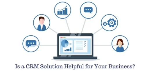 Is a CRM Solution Helpful for Your Business?