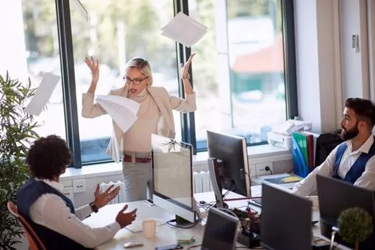 What To Do If You Find Yourself In A Hostile Working Environment