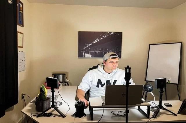 Interview with Isaac Mashman, Founder Mashman Ventures