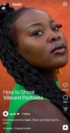 How to shoot vibrant portraits