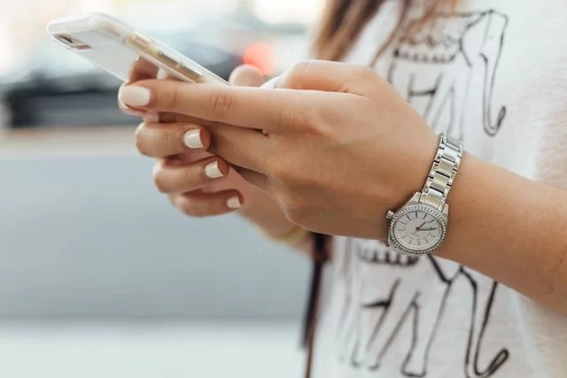 your site should be mobile-friendly