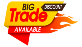 Big Trade Discount Available