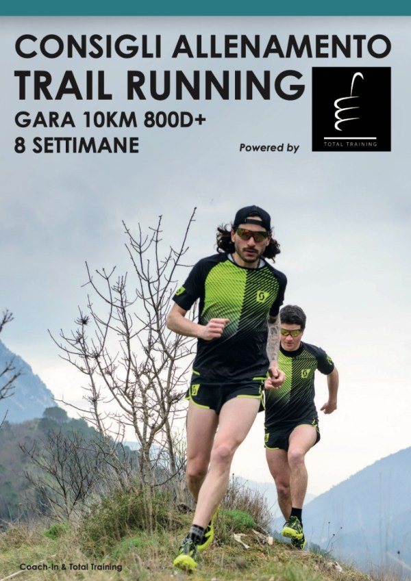 Training Trail 8 Week