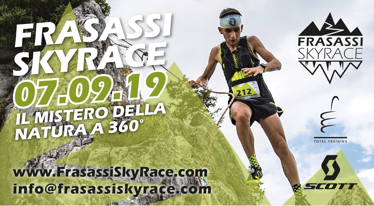 Frasassi SkyRace 2019