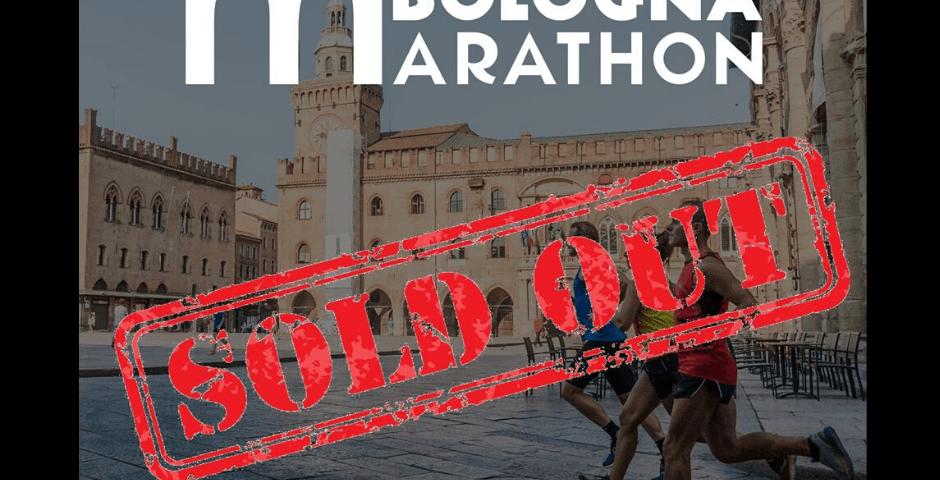 Bologna Marathon SOLD OUT