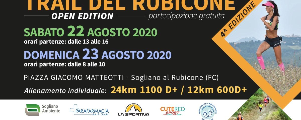 trail rubicone open edition
