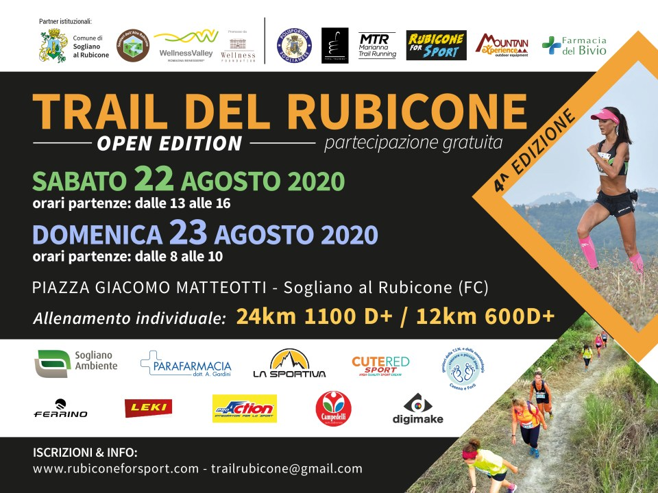trail rubicone open edition