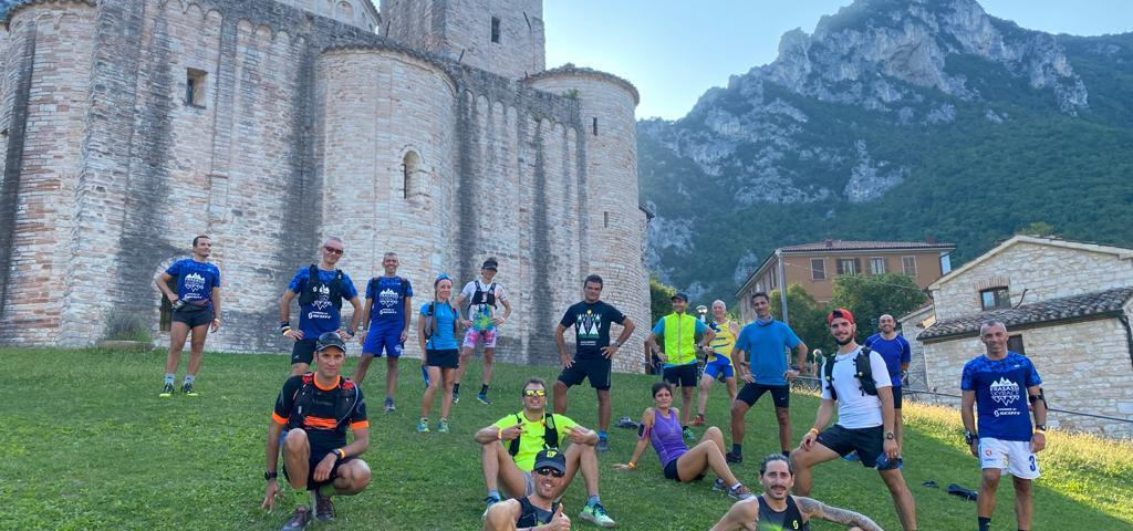 Frasassi Trail Experience
