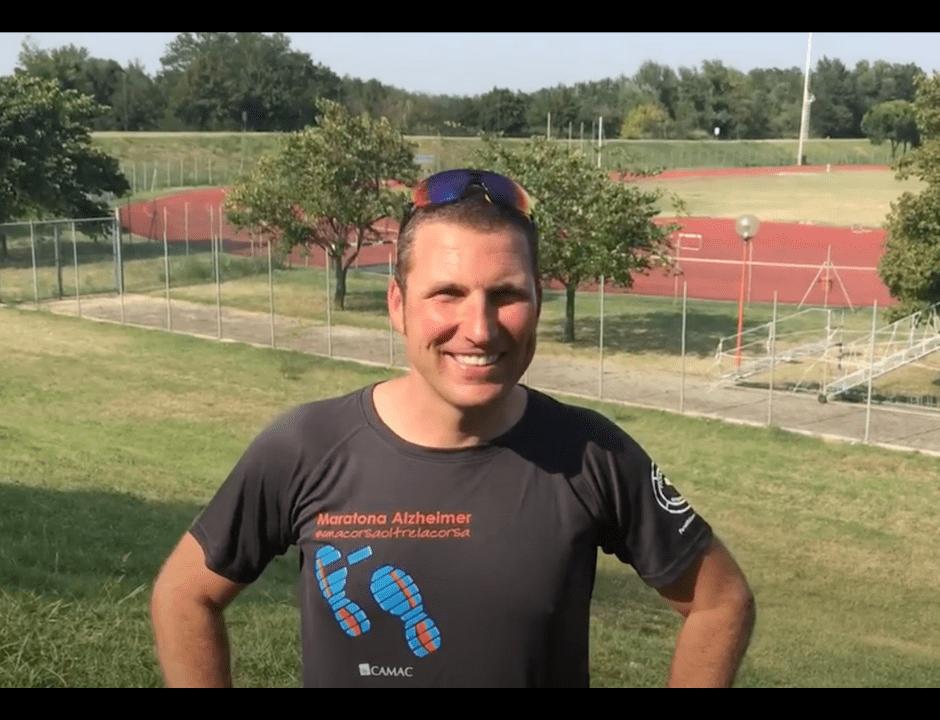 Runner Solidale Riccardo Marini