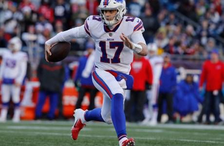 Bills, AFC, DraftKings, Patriots, Week 4