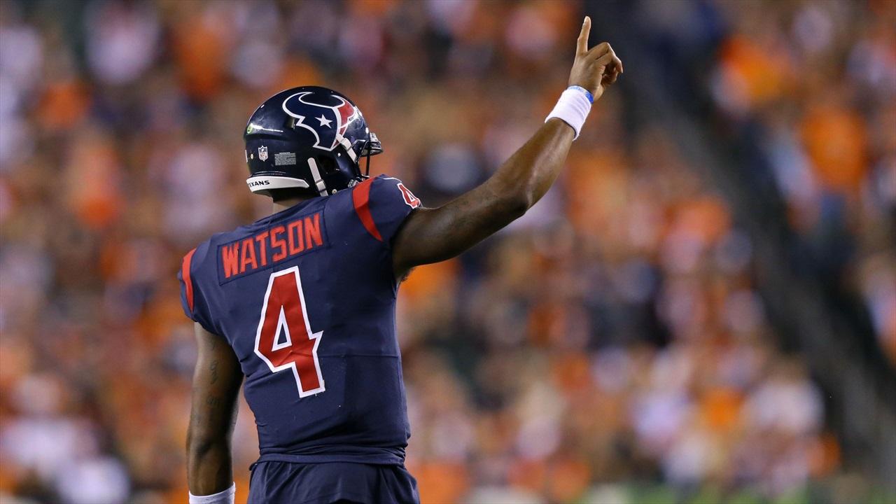 Deshaun Watson, Week 6, DraftKings, Week 16 Review