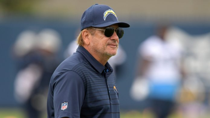 Chargers moving to London