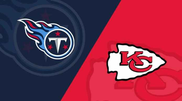AFC Championship Game Chiefs Titans