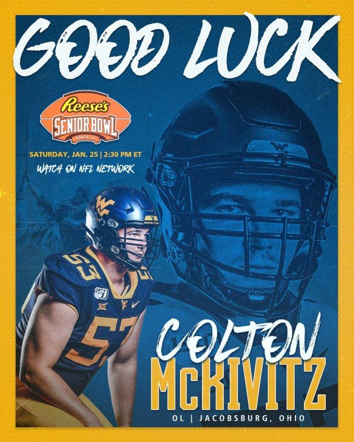 Colton McKivitz