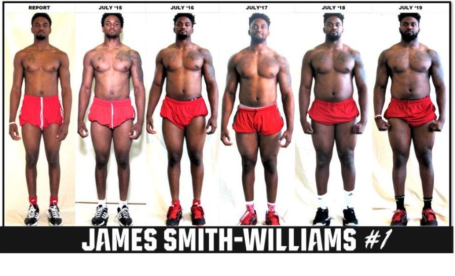 James Smith-Williams