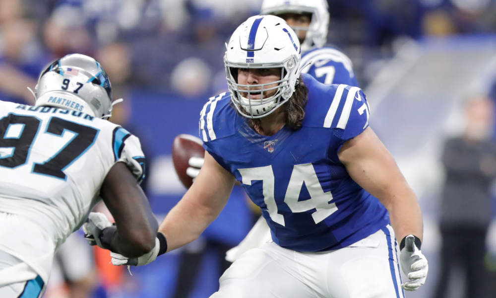 Indianapolis Colts 2020, Jonathan Taylor Rookie of the Year