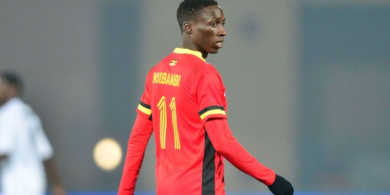 Derrick Nsibambi - KCCA FC