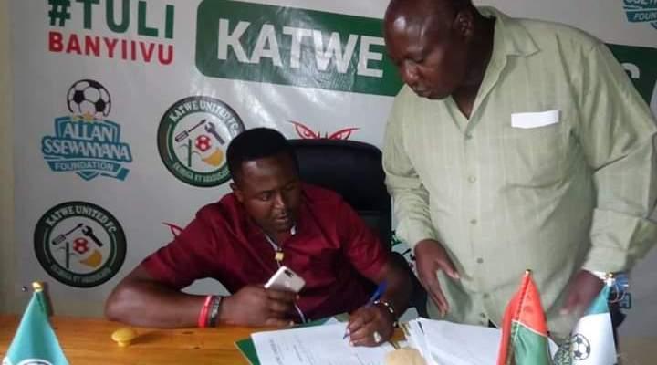 Allan Kabonge - allan-kabonge-katwe-united-coach-goes-3-months-unpaid