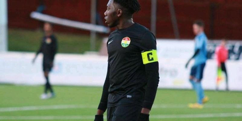 Kenneth Mukisa Mbayo - mukisa-kenneth-a-ugandans-rise-through-the-ranks-of-swedish-football