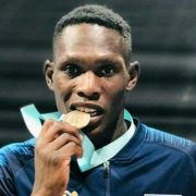 Tokyo 2020 Olympics: Shadir Musa handed bye at the Round of 32