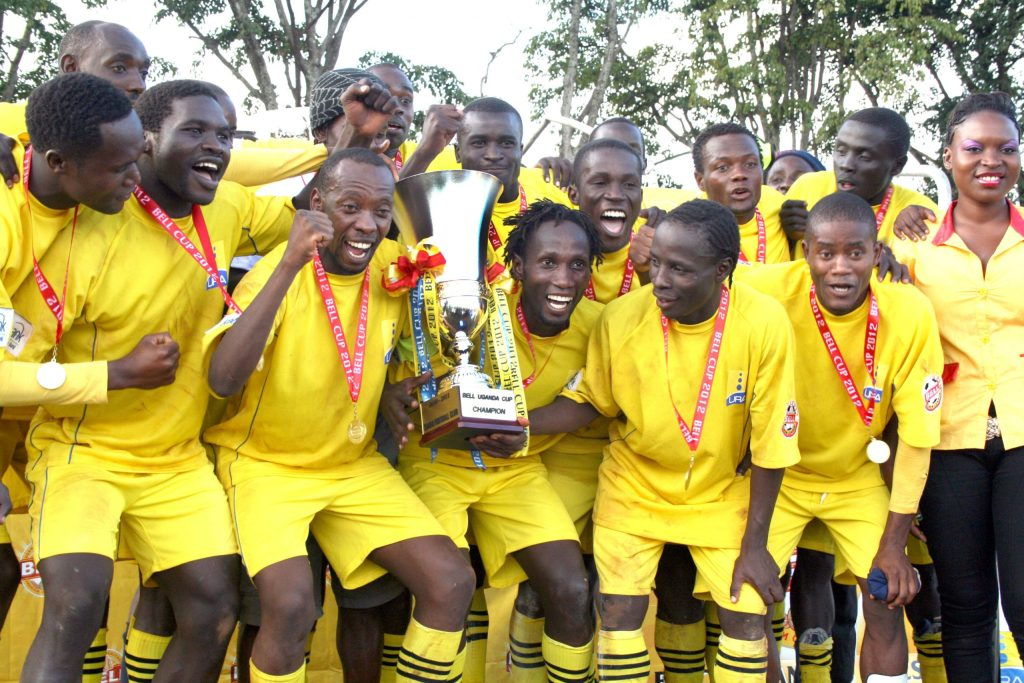 URA FC 2010/11 - winning-big-with-less-ranking-the-5-lowest-point-totals-to-have-won-the-uganda-premier-league-title-since-2000