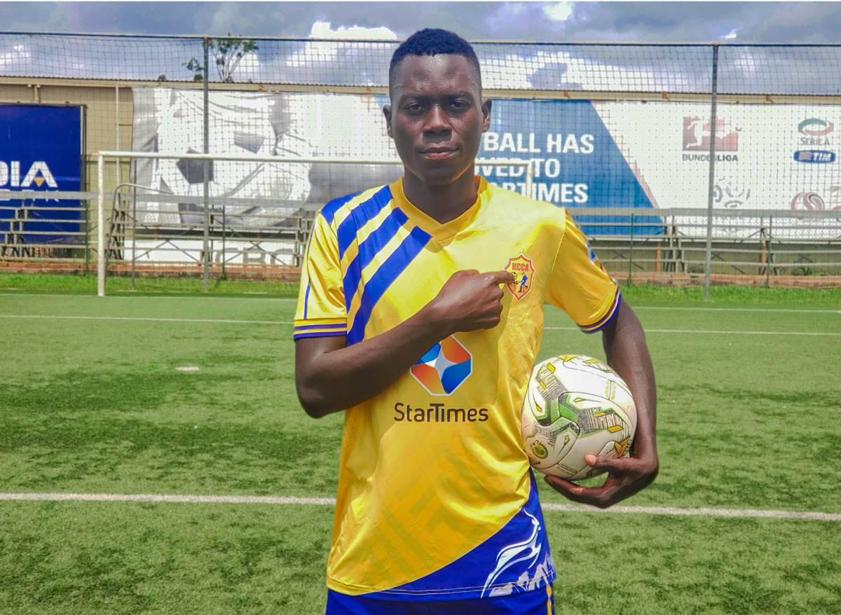 Asraf Mugume - Vipers SC, charles Lwanga - SC Villa -joins KCCA FC - https://thetouchlinesports.com/p/7545