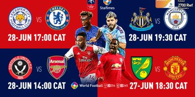 Emirates FA Cup - StarTimes Uganda