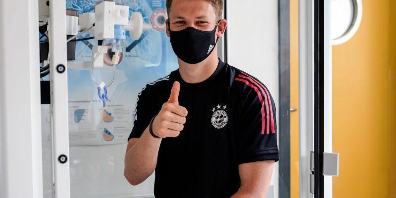Alexander Nubel - Bayern Munich