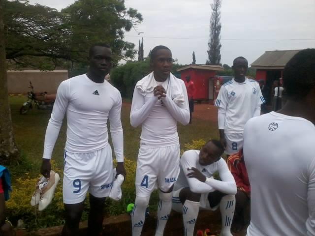Bashir Mutanda - St. Mary's Kitende