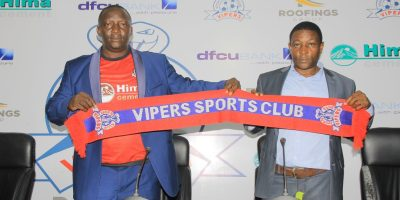Paul Kiwanuka - Vipers SC