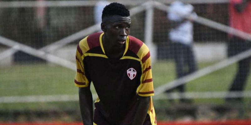 Charles Ayiekoh - Pius Obuya - Maroons FC